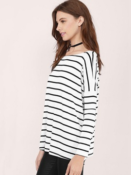 Simple Stripe Standard T-Shirt