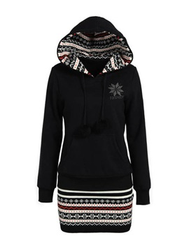 Luxurious Leisure Fake Two Pieces Hoodie