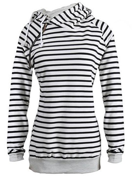 Stylish Stripe Slim Women