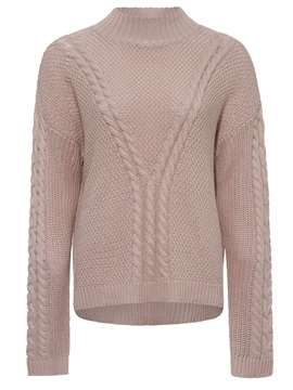 Long Sleeve Turtleneck Loose Women's Knitwear