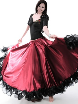 Expansion Floor-Length Women's Skirt