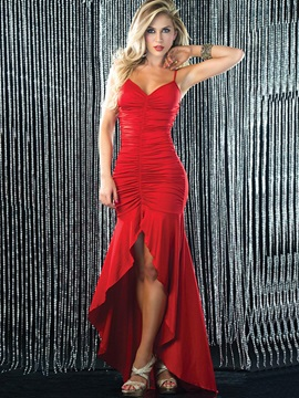 Sexy Solid Color Sleeveless Women's Maxi Dress