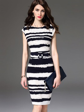 Grace Sleeveless Women's Bodycon Dress