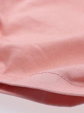 Candy Color Pleated Cropped Pants