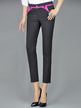 Wear To Work Slim Pants
