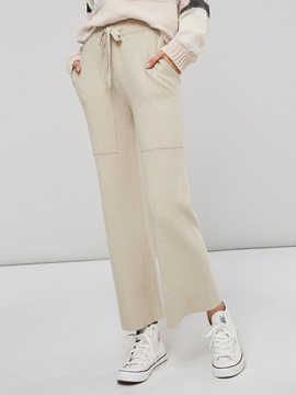 Loose Drawstring Pocket Women's Casual Pants