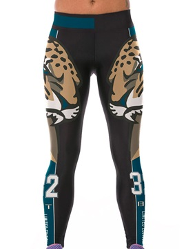 Slimming Animal Printing Leggings
