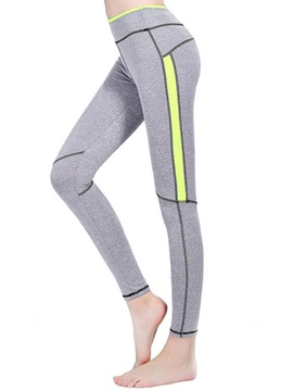 Color Block Sports Yoga Pants Leggings