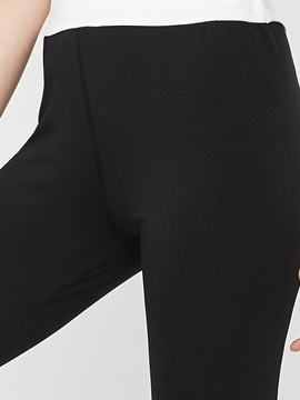 Casual Color Block Women's Leggings