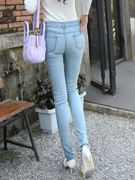 New Style Slim Jeans