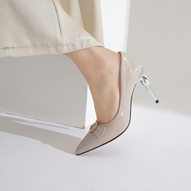 Pointed Toe Stiletto Heel Elegant Pumps