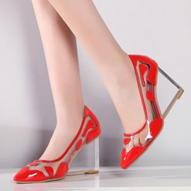 PVC  Slip-On Wedges