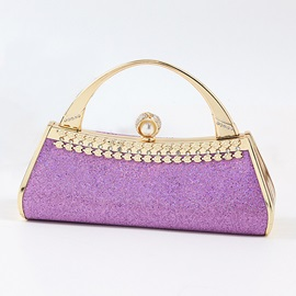 Geometric Diamond Women Evening Bag