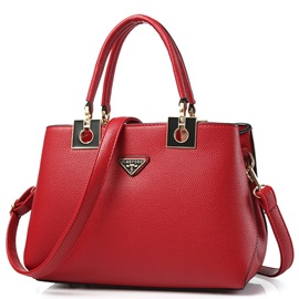 Trends Office Litchi Skin Roomy Satchel