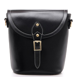 Vintage Pin Buckle Style Cross Body