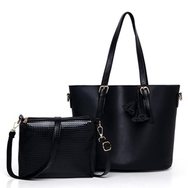 Fashion Roomy 2 Pieces of Bag Sets
