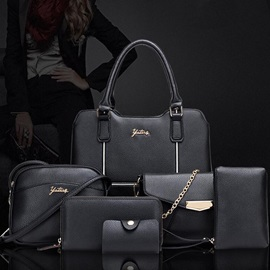 Temperament OL Style Patchwork Bag Sets