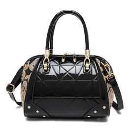 Luxurious Embroidery Women Handbag