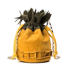 Particular Pineapple Shape Women Crossbody Bag