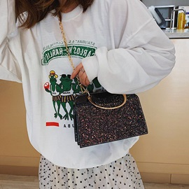 Women Fashion Sequins Crossbody Bag