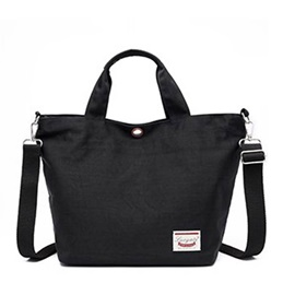 Thread Nylon Rectangle Tote Bag