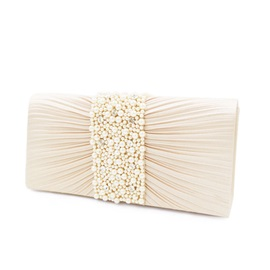 Polyester Banquet Clutches & Evening Bags