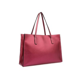 Simple Candy Color PU Handle Bag/One-shoulder Bag