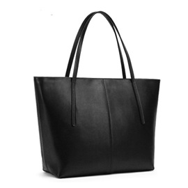 Pure Color Roomy Women's Tote Bag