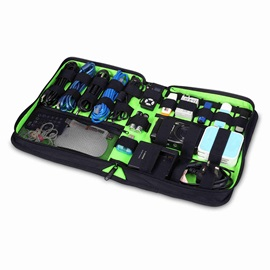 Digital accessories storage finishing bag