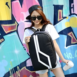 Casual Fashion Graphic Print Women Backpack