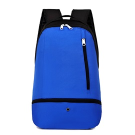 Contrast Color  Design Travel Backpack