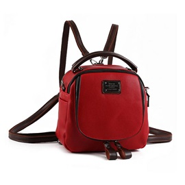 Korean Style Multi-Function Zipper Backpack