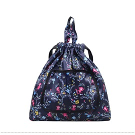 Exquisite Floral Printing Backpack
