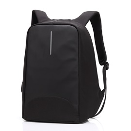 Oxford Plain Backpack Laptop Bags