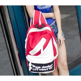 Canvas Student Sports Backpack
