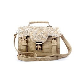 Sexy One Shoulder PU Women's Crossbody Bag