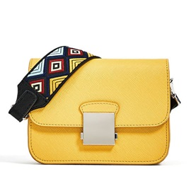 Ethnic Style Shoulder Strap Crossbody Bag