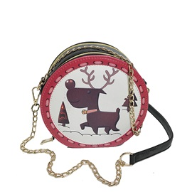 Cute Cartoon Prints Mini Crossbody Bag