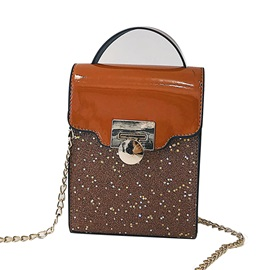 Vogue Shining Sequins Women Crossbody Bag