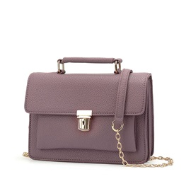 Frersh Colorful Chain Crossbody Bag