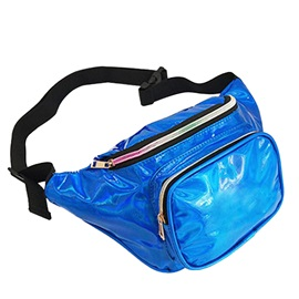 Dazzling Colorful Unisex Waist Bag