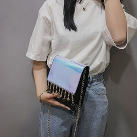 Fashion Polyester Chain Tote Bag
