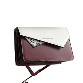 Thread Serpentine Rectangle Crossbody Bag