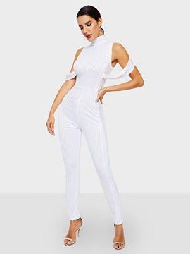 Full Length Party/Cocktail Bead Pencil Pants Skinny Women