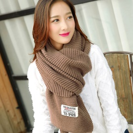 Woolen Yarn Kitting Warm Winter Scarfs