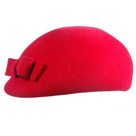Multi Color New Bow Knot Beret Hats