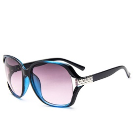 Oval Ac Lens Material Sunglasses