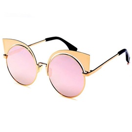 Fashion Cat's Eyes Shape Women Sunglasses