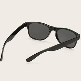 Poly Carbonate Wrap Polarized Sunglasses For Women