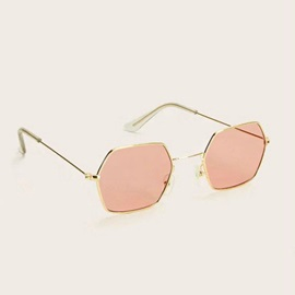 Wrap Poly Carbonate Polarized Sunglasses For Women